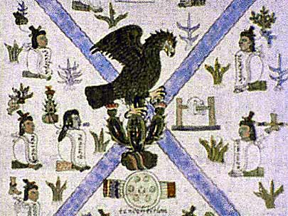 Founding of Tenochtitlán